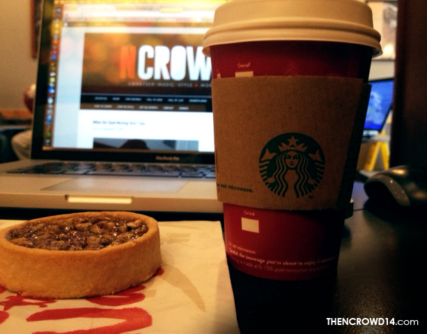 Donate Pic (starbucks)