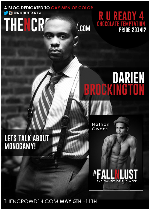Darien Brockington (Cover)