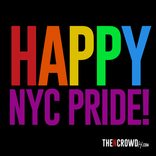 Happy NYC Pride