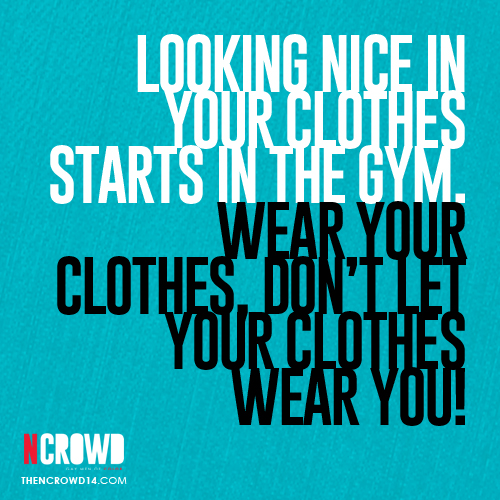 Wear Your Clothes