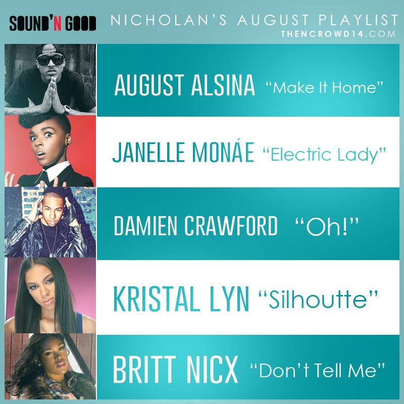 Playlist-August