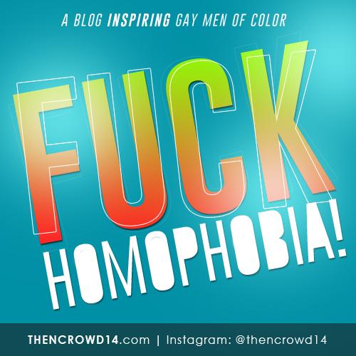 Fuck Homophobia-new