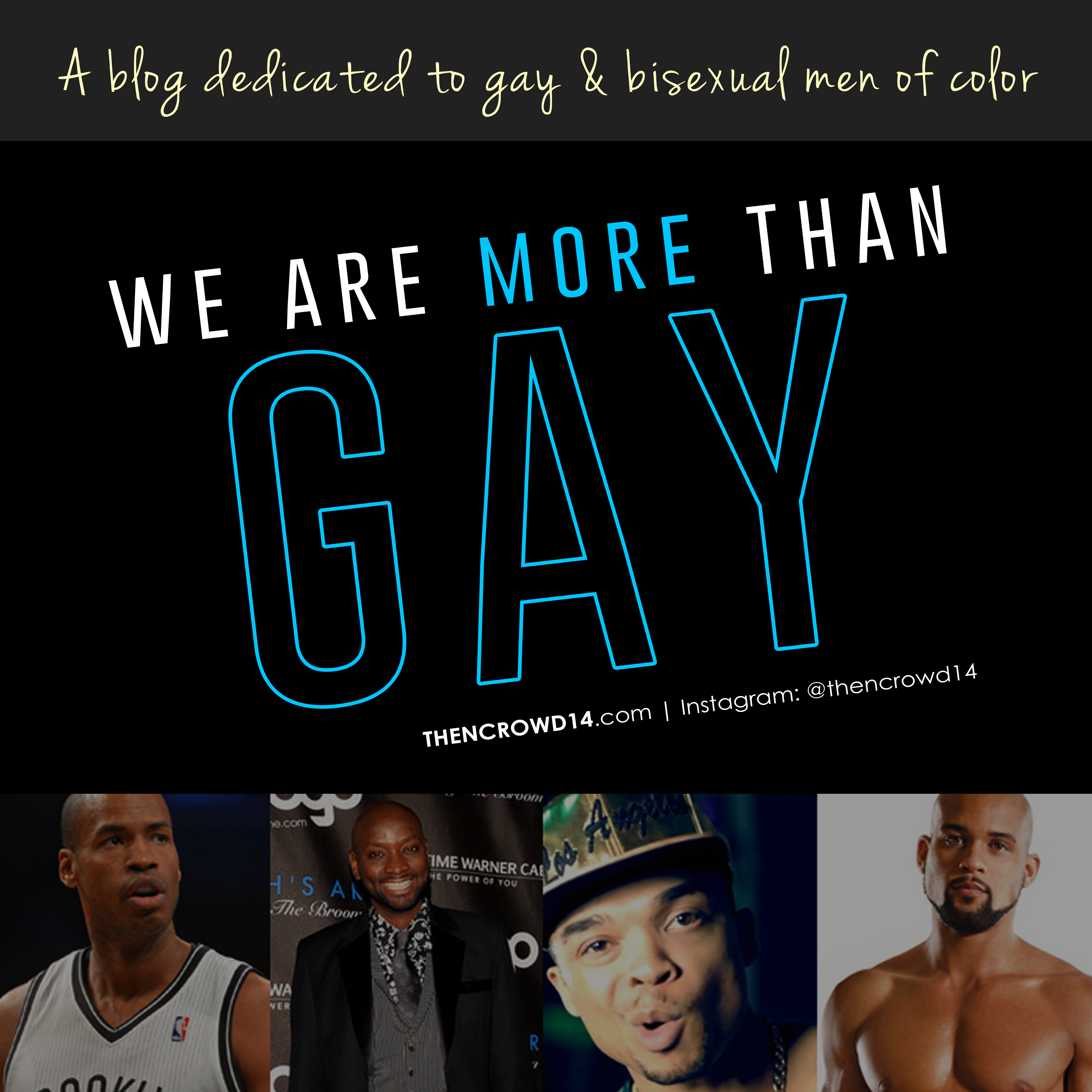 More Than Gay